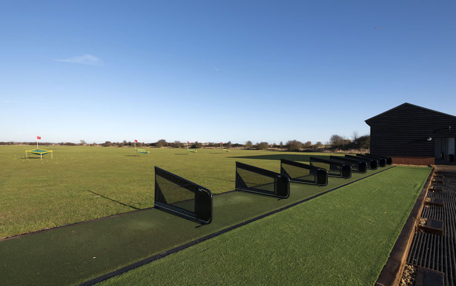 Driving Range in Suffolk