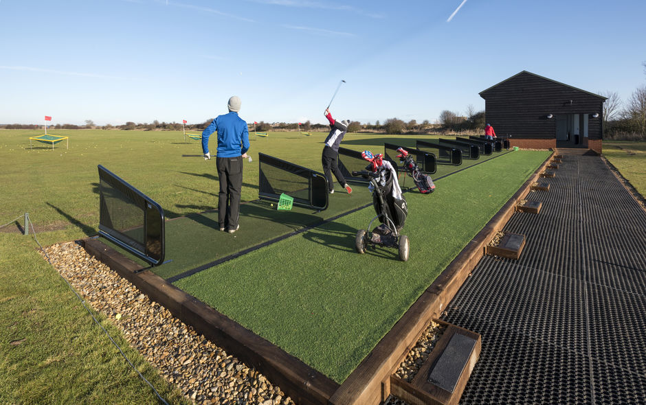 Suffolk Driving Range